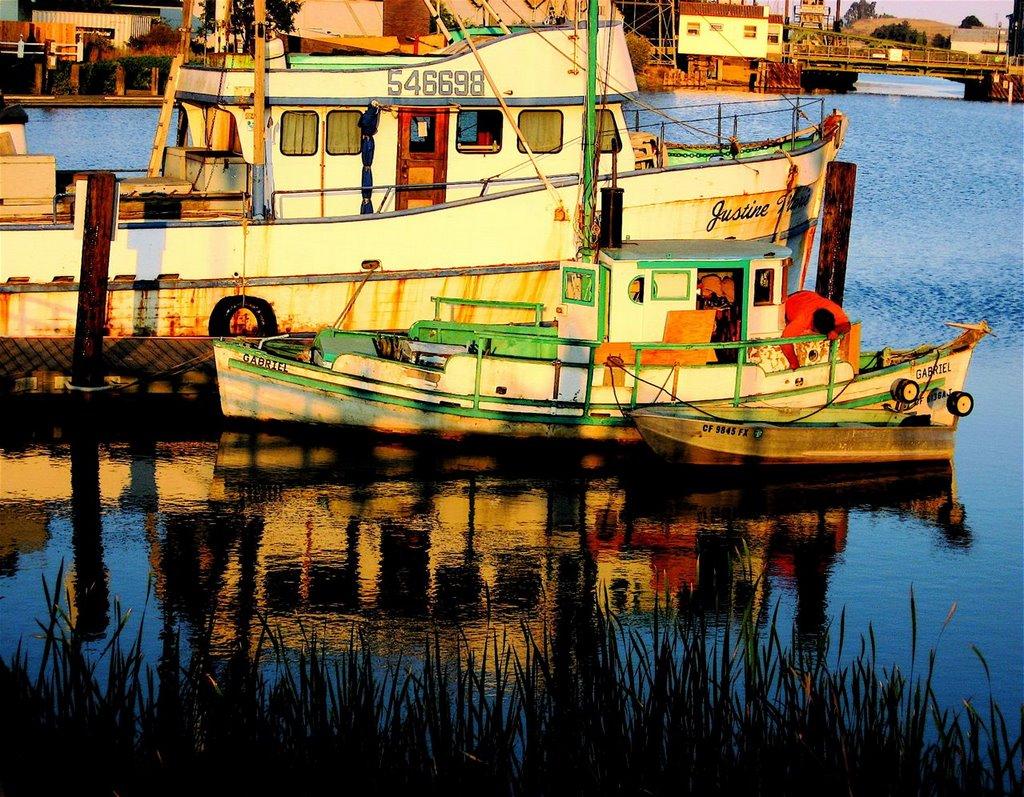boatsPetaluma